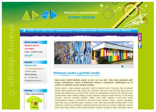webdesign reklama
