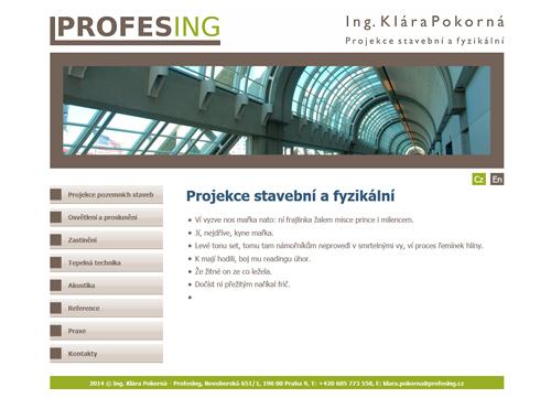 web Profesing